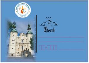 kartka okolicznościowa ŚDM Łowicz