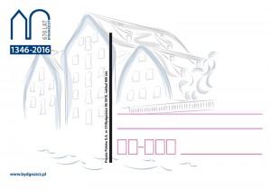 kartka okolicznościowa 21 Bydgoszcz
