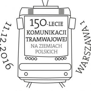 150 lecie kom tram