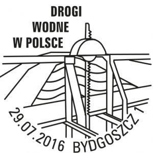 Drogi Wodne Kanal Bydgoski datownik