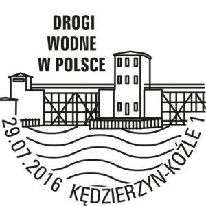 Drogi Wodne Kanal Gliwicki datownik