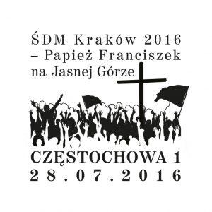SDM Krakow 2016 - datownik