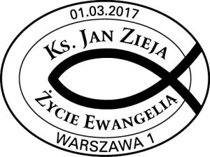 stempel ks Jan Zieja