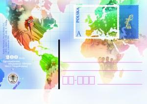200-lecie ZMOMN kartka