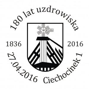 Datownik okolicznościowy 27.04.2016 Bydgoszcz