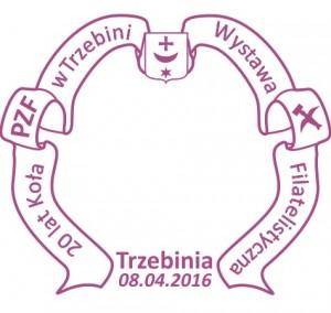 Datownik okolicznościowy 08.04.2016 Kraków