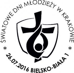 datownik okolicznościowy 26.07.2016 Katowice