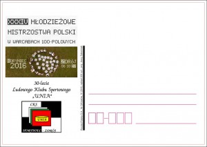 kartka okolicznościowa Kraków