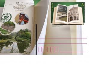 200 lat SGGW kartka