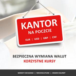 renomowana strona 2018 buty kupować tanio Kursy wymiany walut, kantory pocztowe - Poczta Polska
